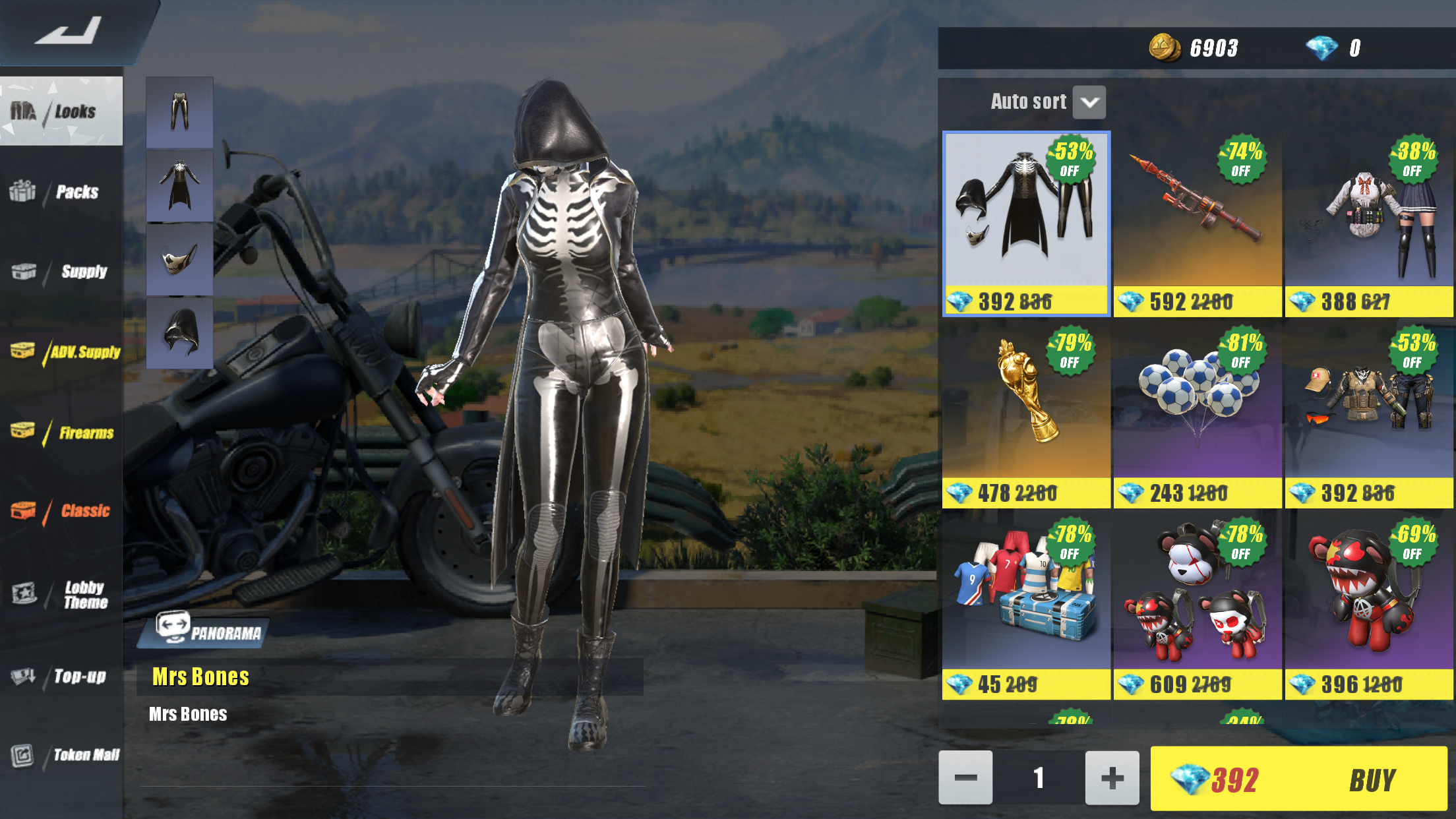 How to top up Diamonds on Rules of Survival for Android