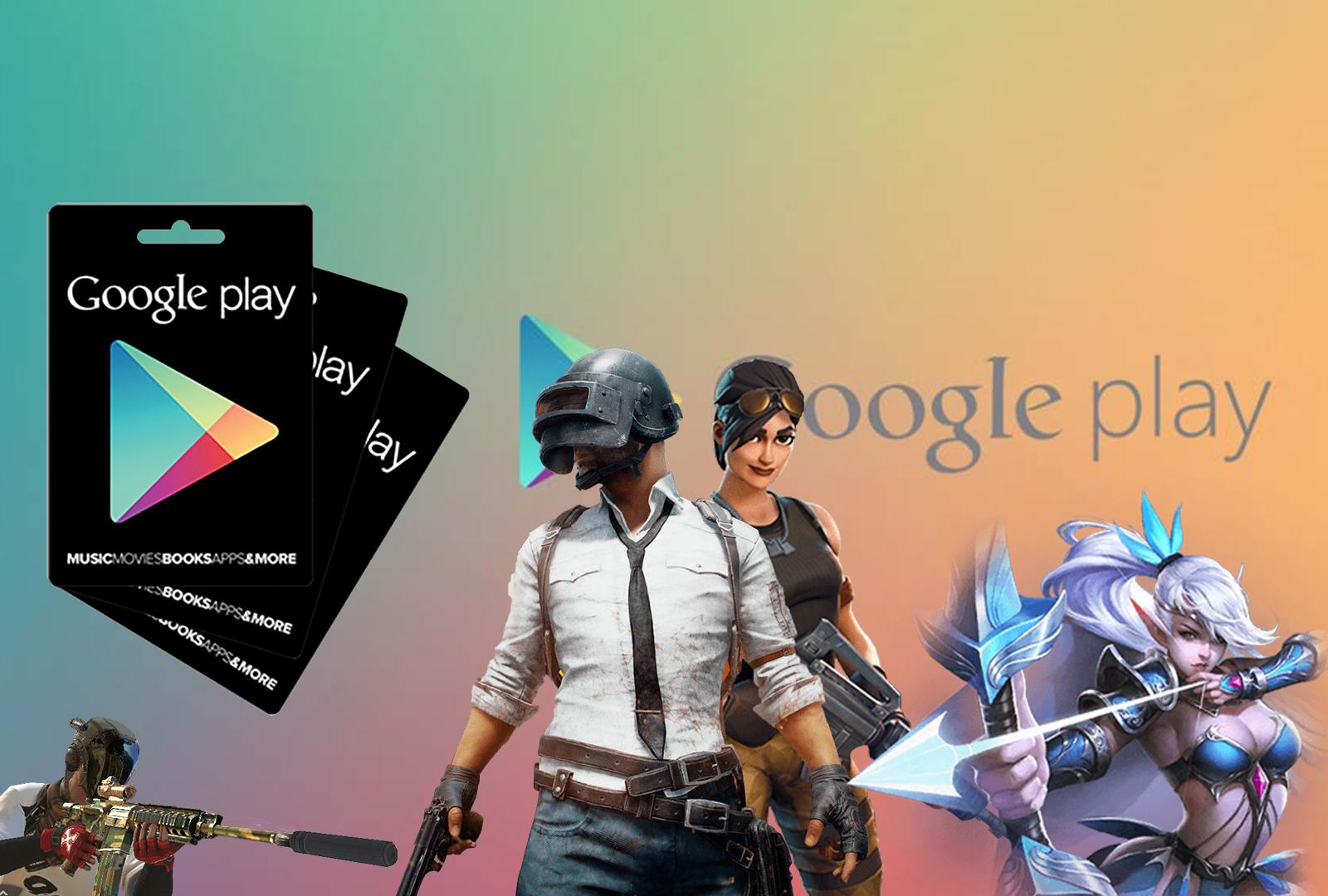 How to redeem Google Play Gift Card in Brunei | Rapidbump